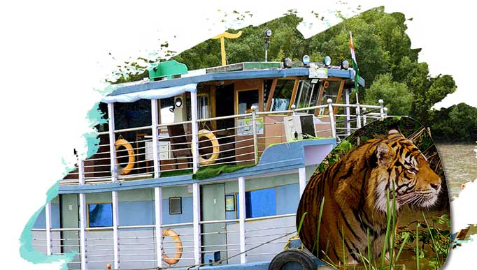 Houseboat Cruise: At Amazing Sundarban