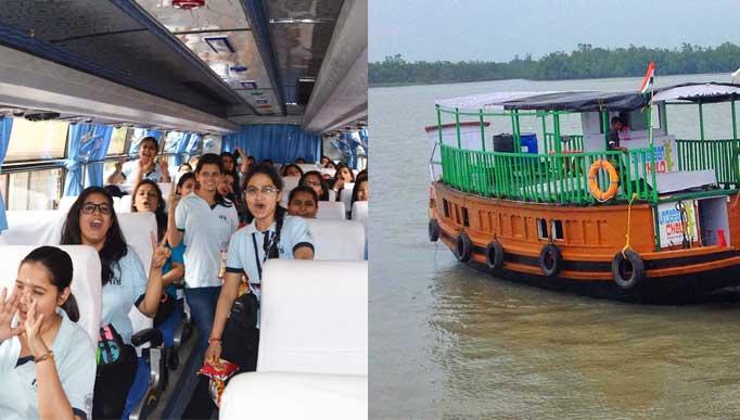 School Tour to Sundarban