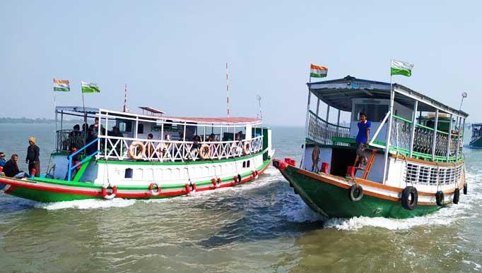 Boat Safari in Sundarban